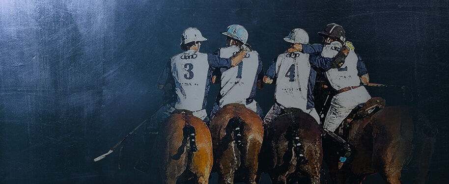 The most successful team in the history of Polo