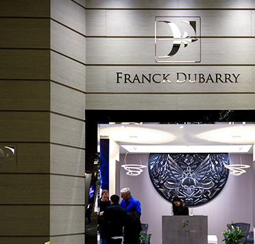 Franck Dubarry's second year at BaselWorld